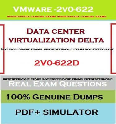 VMware VCP6.5v - DCV – Data Center Virtualization Delta 2V0-622D exam questions