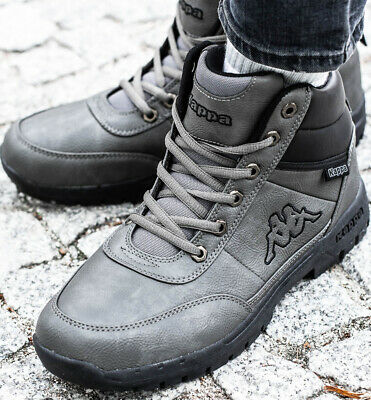 c48dd7f052 KAPPA BRIGHT MID LIGHT 242075/1616 chaussures hommes montantes hiver gris
