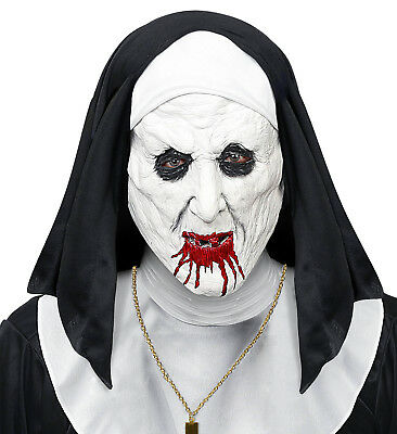 Maschera Suora Horror Halloween The Nun