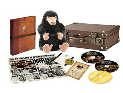 Pre Fantastic Beasts and Where to Find Them Blu-ray Premium Box Limited Edition