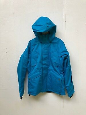 ef83781e051 X-LARGE VANS OFF The Wall Starboard Men s Jacket Blue Green Rare NEW ...