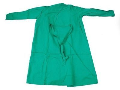 REUSABLE-SURGICAL-GREEN-GOWN-SIZE-XL-100-cotton/3452 M