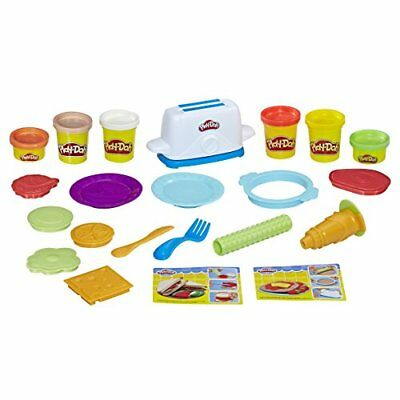 PLAYDOH E0039EU4 Kitchen Toaster Creations, Multicolour