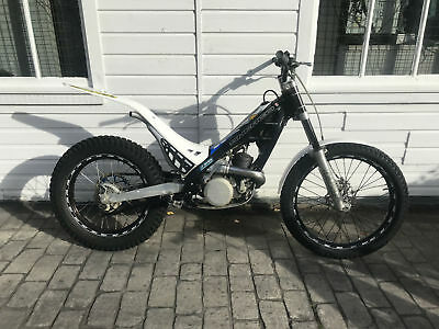 Sherco 290 2007 Trials Bike - Awesome Bike !