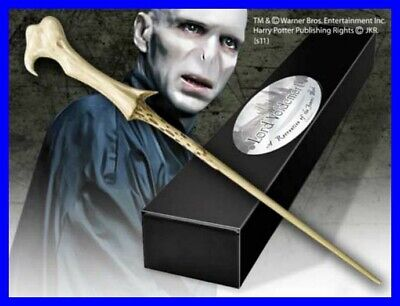 Harry Potter BACCHETTA Lord VOLDEMORT Versione CHARACTER NOBLE COLLECTION Nuova