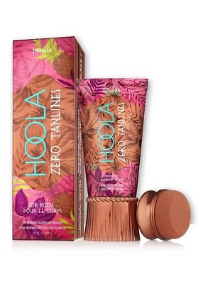 BENEFIT HOOLA ZERO TANLINES BODY BRONZER 147ml  New & Boxed 100% Genuine