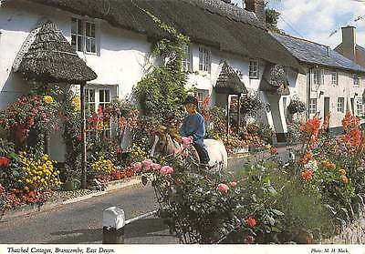 Thatched Cottages, Branscombe, East Devon