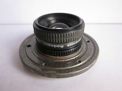 Rodenstock Rodagon 105mm f5.6 Enlarger lens Unknown Mt
