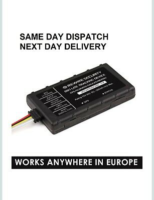 Gps Tracker Rewire Security Db1-Lite Vehicle Car Van Tracking Device System