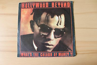 "Hollywood Beyond - Whats the colour of Money ; 7"" Single"