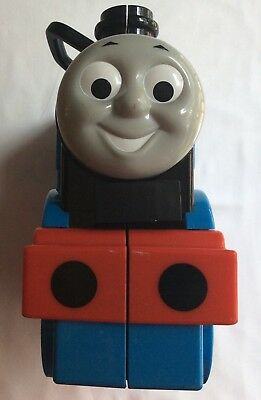 Thomas the Train Friends Case Organize Carrying Holder 17 Car Storage Take Along