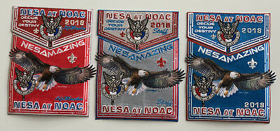 2018 Spectacular  NESA at NOAC Complete set of 6