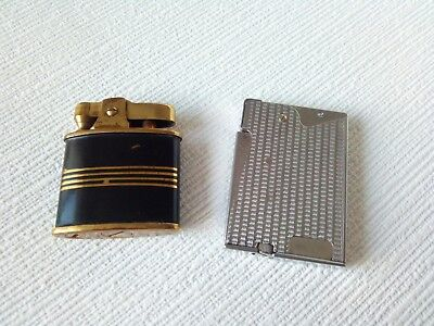 Vintage 2 briquetes a essence /collection/ Made in Austria