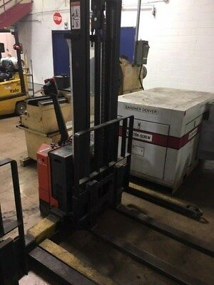 Electric Standup Forklift - 2,500 Lbs