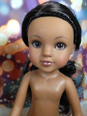 Playmates - Hearts For Hearts Girls -  Nahji Doll from India, NUDE