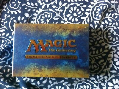 From The Vault Twenty - Brand New Sealed - Magic the Gathering - MTG