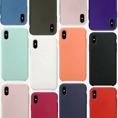 iPhone Case for iPhone 6 Plus 7 Plus 8 iPhone X XR XS Max, Real Soft Silicone