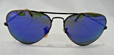 63eb0e4749 Ray Ban Rb 3025 Aviator Large Metal167 1M 58 14 3N Bronze Sunglasses