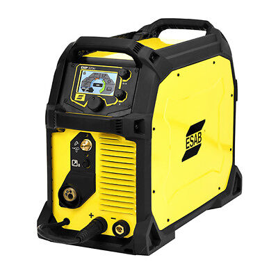 ESAB Rebel EMP 320ic welder welding machine MIG MAG 300A MMA TIG Lift VAT UE 0%