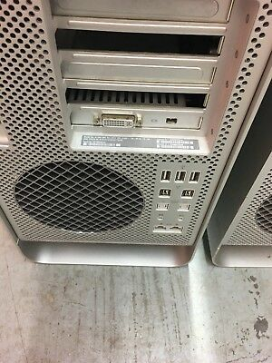 Mac Pro4,1 Quad Core I Intel Xeon 2.66ghz  8gb Ram 1TB HDD