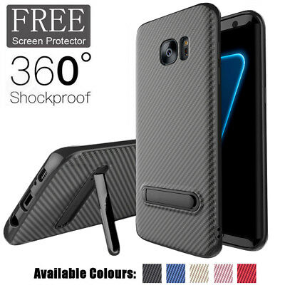 Luxury Ultra Slim Shockproof Silicone Case Cover For Samsung Galaxy S7 S7 Edge