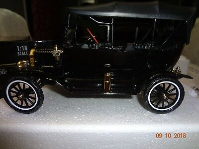 1915 FORD model T convertible Black