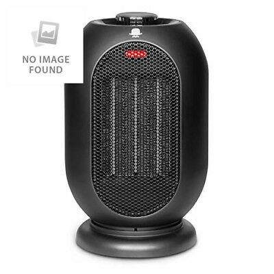 1200W/700W Space Heater for Office and Home, PTC Ceramic Electric Heater, Portab