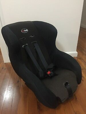 Go Safe Convertible Car Seat in good and clean condition