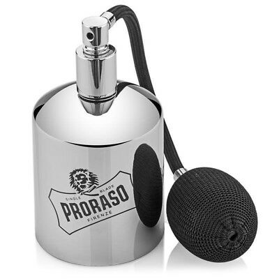 Proraso Chrome & Glass Atomiser 60ml