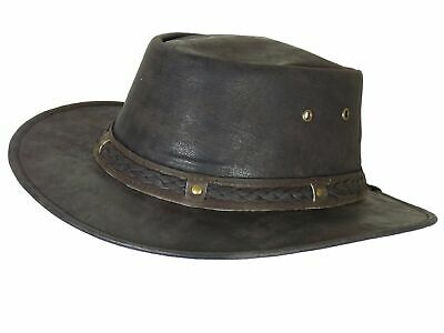 Thor Equine Children's - Leather Hat Cowboy Hat Western Hat, Stokes, XXS - XS