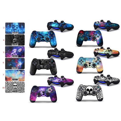 Decorative Sticker Skin Cover Vinyl Decal Wrap For PS4 Playstation 4 Controller