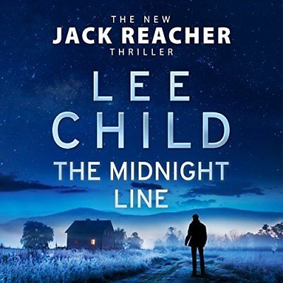 The Midnight Line By: Lee Child - Audiobook