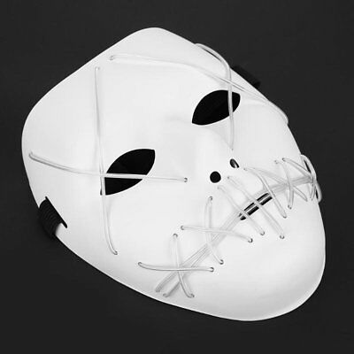 Halloween Mask Led Light Up Party Masks Big Funny Masks Hobbile Face Mask DX