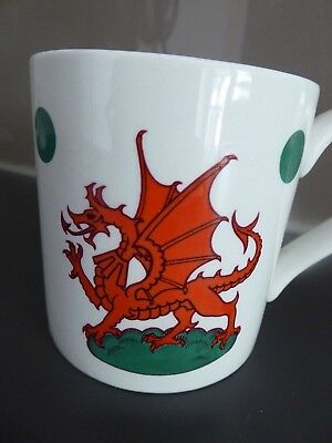 Vintage Wedgwood Commemorative Prince of Wales Limited Edition Mug