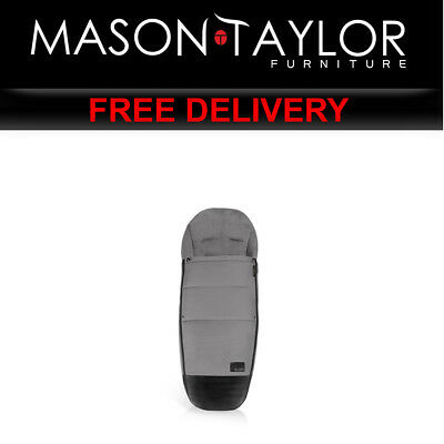 Mason Taylor Mios Footmuff - Manhattan Grey V40-517001773