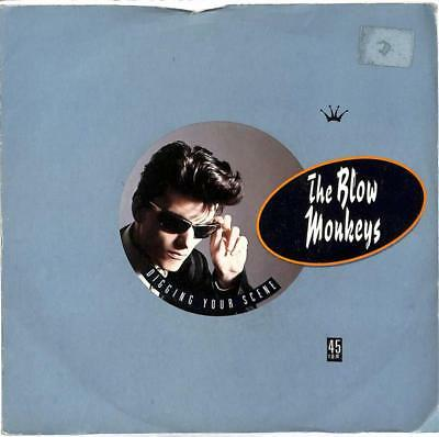 "The Blow Monkeys - Digging Your Scene - 7"" Record Single"