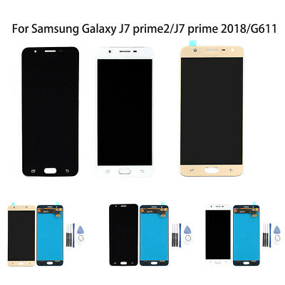 LCD Screen Digitizer Assembly For Samsung Galaxy J7 prime2/J7 prime 2018/G611