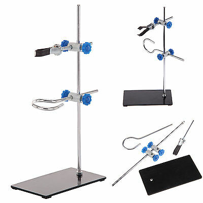 Mini Lab Bracket Retort Support Stands Clamp Flask Alcohol Bottle Equipment UK