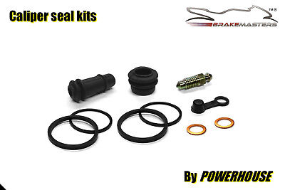 Yamaha TT 350 front brake caliper seal rebuild repair kit 1986 1987