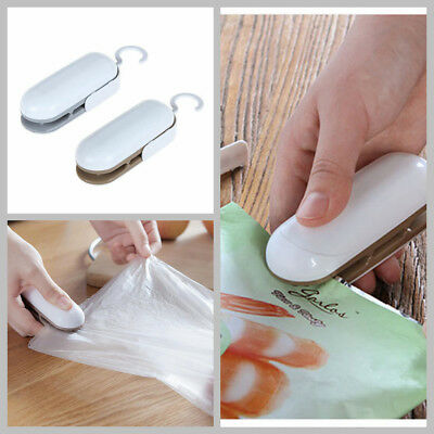 Home Seal Packing Food Magic Mini Heat Sealing Machine Packing Impulse Sealer
