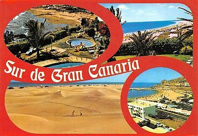 Spain Sur de Gran Canaria, Souvenir de Canarias multiviews