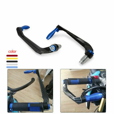 22mm Pair Brake Clutch Lever Protector Handguard Hand Guard Handle Protection