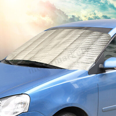 Foldable Car Windshield Sun Shade Front Window Cover Protector Screen Block US