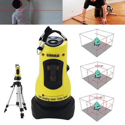 Professional ZH-SL202 Automatic Self Leveling 2 Line Cross Laser Level Measure