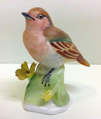 "Crown Staffordshire ""Robin"" Figurine."