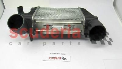 Right Intercooler Charge Air Cooler  Bentley Continental Replacement 3W0145804E