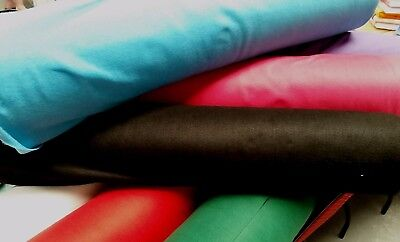 1.5mm Thick Craft Felt Fabric - 100% Polyester - Various Sizes Colours 100cmWide