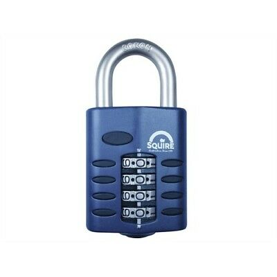 Squire CP50 CP50 Combination Padlock 4-Wheel 50mm