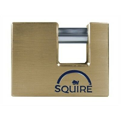 Squire WL2 WL2 Solid Brass Warehouse Padlock 70mm