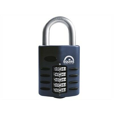 Squire CP60 CP60 Combination Padlock 5-Wheel 60mm